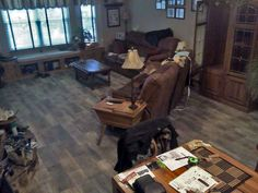 """""""We tiled our whole house with your Ceramic tile Planks Driftwood Movila Plank. with grout color Latte."""" -Heidi in Crestview, FL. Crestview Fl, Grout, Home Reno, Planks, Reno Ideas, Living Room Inspiration, Photo Contest, Driftwood, Latte"""