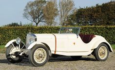 c. 1927 Mercedes-Benz SSK Replica © 2012 courtesy RM Auctions