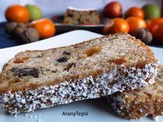 Egy finom Almás-diós gyümölcskenyér ebédre vagy vacsorára? Almás-diós gyümölcskenyér Receptek a Mindmegette.hu Recept gyűjteményében!