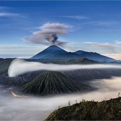 """""""Mount Bromo, Indonesia #TourThePlanet Photography by @johnstanmeyer"""""""