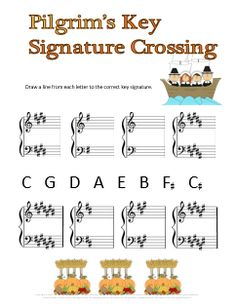 9 Best Thanksgiving Music Worksheets images in 2014 | Music ...