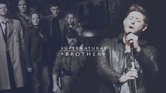 BROTHER ► SPN MUSIC VIDEO (by Jensen Ackles)