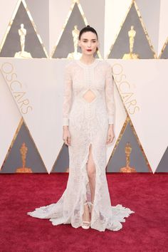 Oscars Best Dressed 2016: Alicia Vikander, Brie Larson, and More - Vogue