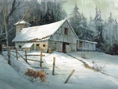 This is a gallery of images of Michael Humphries' oil, acrylic, gouach or watercolor paintings that he has done in the studio.