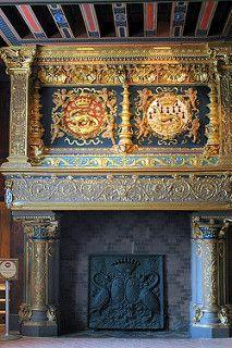 :::: ✿⊱╮☼ ☾ PINTEREST.COM christiancross ☀❤•♥•* ::::Château de Blois   by…