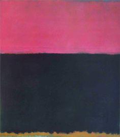 color field painting | Mensen staan voor mijn schilderijen te huilen, omdat ze dezelfde ...