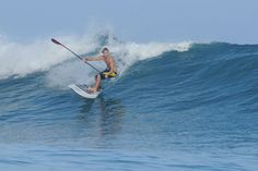 PADDLE SURF HAWAII PICKS UP YOUNGEST SUP PRO, SLATER TROUT.
