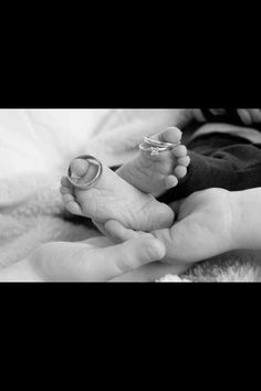 #baby. Such a cute idea <3