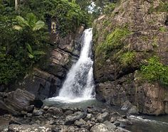 Puerto Rico El Yunque Rainforest beautiful if you don't mind a long walk...
