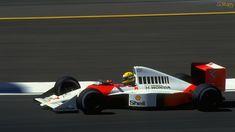 Ayrton Senna - 1990 McLaren