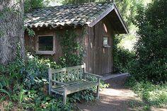 Construire sa cabane au jardin avec Rustica.