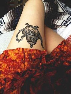 Everything stops for a good cup of tea. | 30 Utterly Lovely Tattoos For Tea Lovers