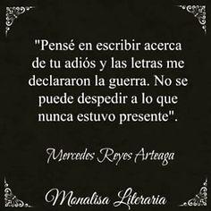la-chicadeadamantium:  #letras #poesía #mercedesreyesarteaga #lachicadeadamantium