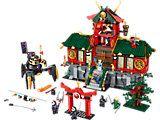 Battle for Ninjago City set 70728 $119.99
