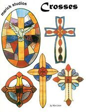 CROSSES Mari Stein Stained Glass Patterns