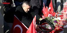 Şehitler tepesine ziyaretçi akını : DOLMABAHÇEde yaşanan terör saldırısının dördüncü gününde olay yerine gelenler karanfil bırakmaya ve dua etmeyen gelenler devam ediyor. ZABITA BOKSÖR KEMERİNİ GETİRDİ Zabıta boksör Durmuş Karakuş kazandığı Ağır Siklet Boks Altın Kemer unvanını Beşiktaştaki terör saldırısı şehit ve ga...  http://www.haberdex.com/turkiye/Sehitler-tepesine-ziyaretci-akini/124737?kaynak=feed #Türkiye   #terör #saldırısı #kazandığı #Ağır #Karakuş