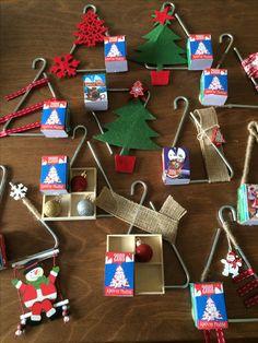 calendar ημερολόγιο Christmas Mood, Christmas Crafts, Xmas, Advent Calendar, Gift Wrapping, Holiday Decor, Blog, Gifts, Noel