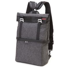 Artisan   Artist RDB BP-100 Backpack Sling Bag (Gray) 5909e4fff8