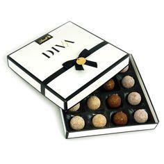 Lindt Diva Truffle Çikolata Çeşitleri İsviçre Çikolatası