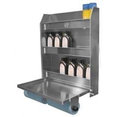 KAM Motorsports - Trailer Door Cabinet/ Wall Organizer, $169.99 (http://www.kammotorsports.com/trailer-door-cabinet-wall-organizer/)