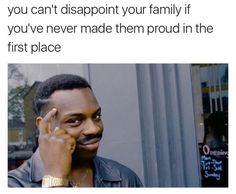 Hehe jokes on you family