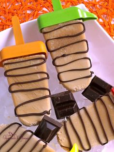 Baileys Zebra An AWESOME adult frozen treat!! Baileys, coffee and chocolate....who can say not to this??