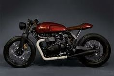 triumph cafe racer - Google Search