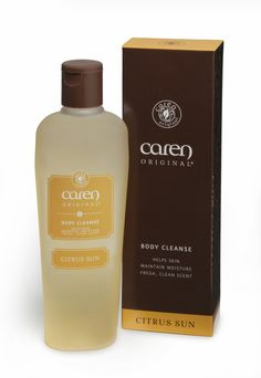 Caren Original Body Cleanser - Citrus Sun - 2 oz