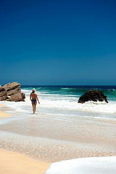 Taking a Walk. Cabo San Lucas, Mexico