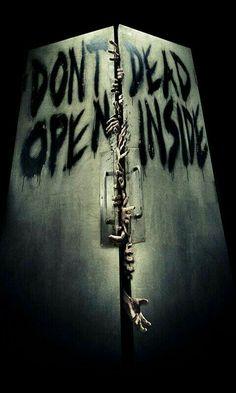 Don't dead, open inside