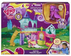 My Little Pony Crystal Princess Palace ONLY $14.00!