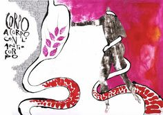 an illustration for Nurant Magazine, about food intolerances