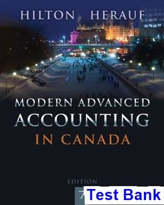 Modern portfolio theory and investment analysis 9th edition test modern advanced accounting in canada canadian 7th edition hilton test bank test bank solutions fandeluxe Image collections