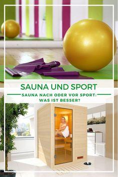 Sauna Gesundheit: Was bringt die Sauna nach dem Sport? Macht Sport nach der Sauna Sinn? Wie lange sollte man vor oder nach Sport in die Sauna gehen und wie lassen sich Sauna und Sport gesund vereinen? Fragen über Fragen zum Thema Sauna und Sport, die wir Ihnen in diesem Ratgeber beantworten. Danach wissen Sie auch, ob ein Besuch der Sauna nach Sport beim Abnehmen hilft und ob die Kombi auch für Schwangere geeignet ist. #Sauna #Gesundheit #Sport #Saunaundsport Sauna, Sport, Losing Weight, Knowledge, Health, Deporte, Sports