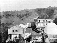 Homes in the mountains, Hormigueros, Puerto Rico, 1898. Look like my abuelo's home in Las Marias
