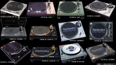 The history of the Technics 1200 turntable