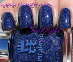 A england brand. This manicure by Scrangie shows Tristram. I love all of the colors they carry.