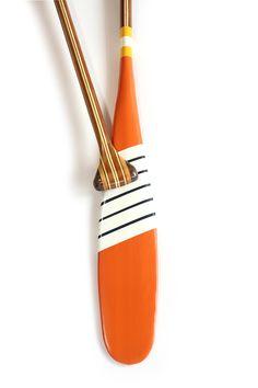 Billy Magee - Handmade artisan canoe paddle from Sanborn Canoe Co. | Sanborn Canoe Co.