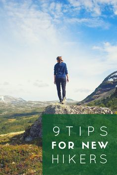 These tips for new and beginner hikers will make your first hike an amazing adventure.