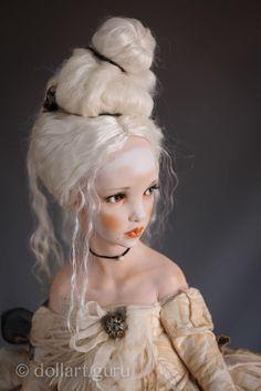 "<span style=""color: #d06e50;"">Aurora.</span> <span style=""color: #637f99;"">Art doll by Alisa Filippova</span>"
