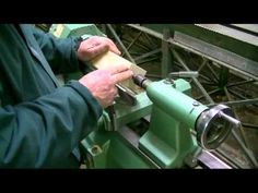 Woodturning for learners. Lathe safety Video4