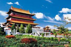 Frühlings- und Herbstturm in Xuchang, #Henan, #China