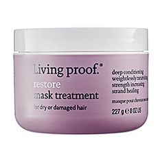 Living Proof: Restore Mask Treatment - $42.00 @ Sephora  I love this mask and use it every week!