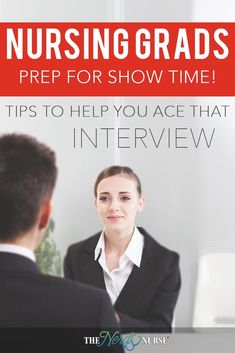 Are you a new graduate from nursing school? Time to get ready to ace that interview with these nurse interview tips. Nursing Blogs, Online Nursing Schools, Interview Tips For Nurses, Job Interview Tips, Interview Questions, Nursing Resume, Nursing Career, Nursing Degree, Lpn Nursing