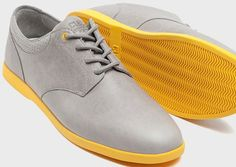 Fancy - Gravel Leather Evans by Clae