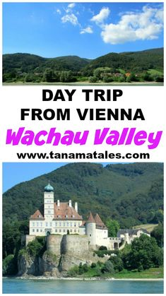 Are you looking for an awesome day trip from Vienna? If so, you have to visit the Wachau Valley.  It is the perfect combination of beautiful scenery, ruined castles and charming towns - Thing to do and travel ideas for Vienna, Austria