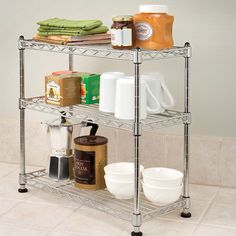 Found it at Wayfair - Mini 3 Tier Shelf Organizer