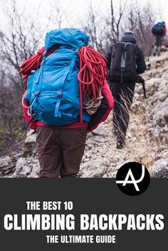 72a513fd139e Best Climbing Backpacks of 2019