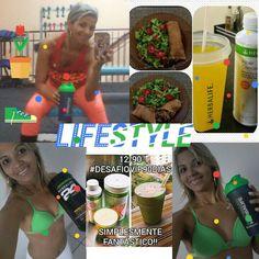 #LifeStyle #NutritionHerbalife #BemEstar #VidaSaudavel