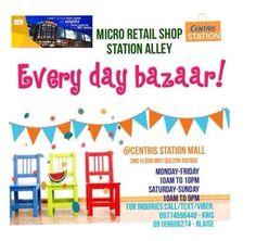 Everyday bazaar